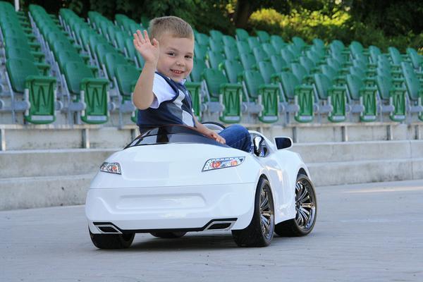 samochód elektryczny dla dzieci