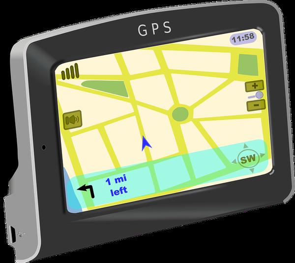 mapa garmin